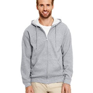G186, Gildan Adult Heavy Blend™ Adult 8 oz., 50/50 Full-Zip Hood Thumbnail